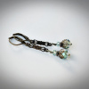 Lilliput Crystal Earrings - Available in 8 Colours