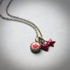 I Love Canada Charm Necklace
