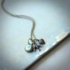Bluebird of Happiness Charm Necklace